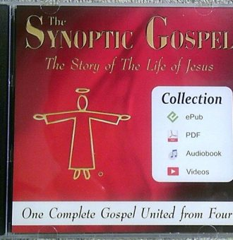 The Synoptic Gospel - DVD Front Cover 600