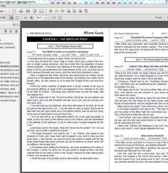 The Synoptic Gospel - PDF Standard - sample 1